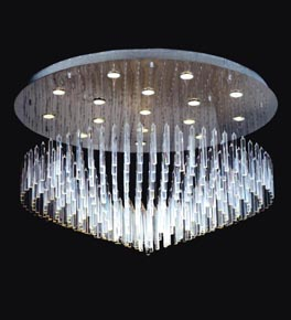 16 light floating icicle chandelier ceiling lighting norway 16 light floating icicle chandelier aloadofball Image collections