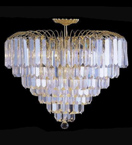 Elegant Crystal Drop Chandelier